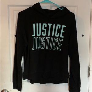 Girls hoodies Justice